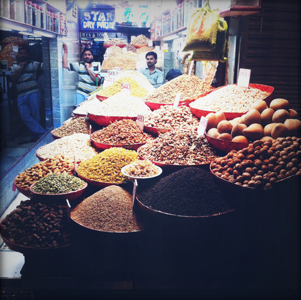 Spice Market at Chandni Chowk