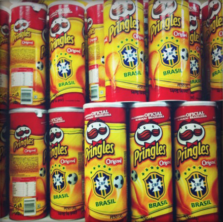 The Pringles of Brazil: R$9 (US$5.62)