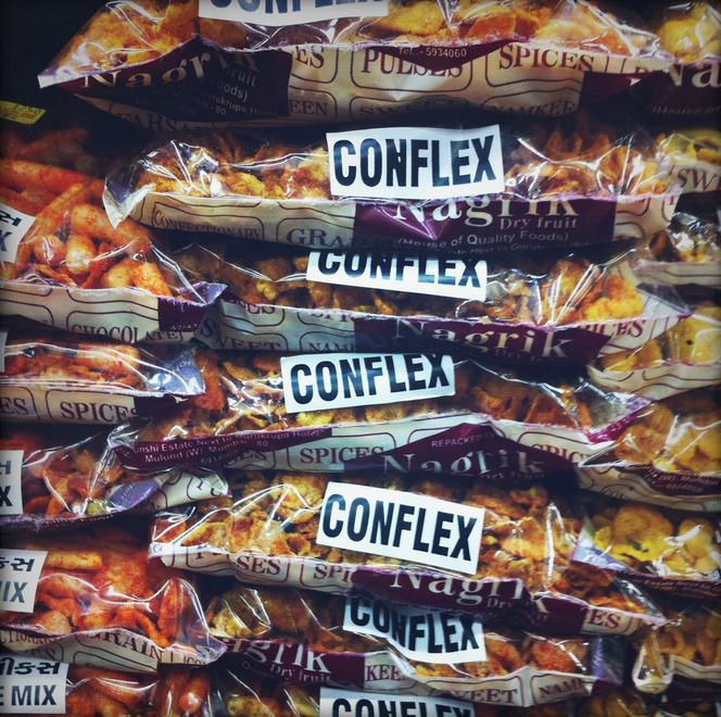 Conflex, corn flakes