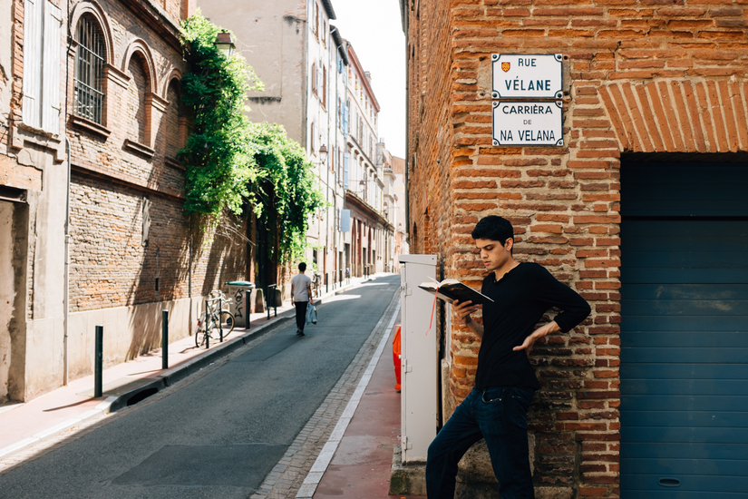 city, street, architecture, portrait, toulouse, Toulouse