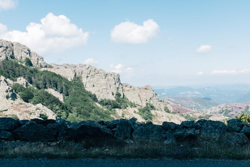 languedoc, Languedoc, Parc naturel régional du Haut-Languedoc, mountain