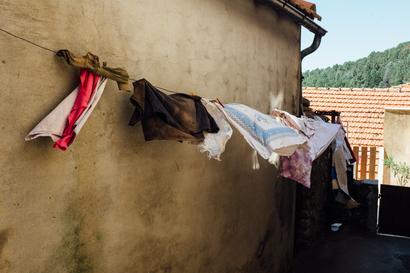 laundry, countryside, architecture, park, languedoc, Olargues, town, Languedoc, Parc naturel régional du Haut-Languedoc